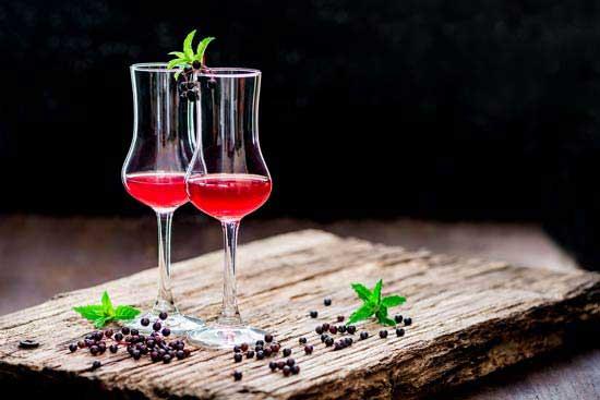 aperitif essig selber machen aus marillen feigen lavendel. Black Bedroom Furniture Sets. Home Design Ideas